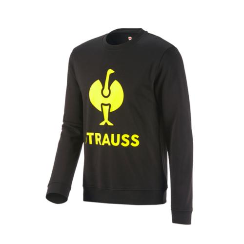 Engelbert Strauss Motion 2020 pulóver fekete-sárga